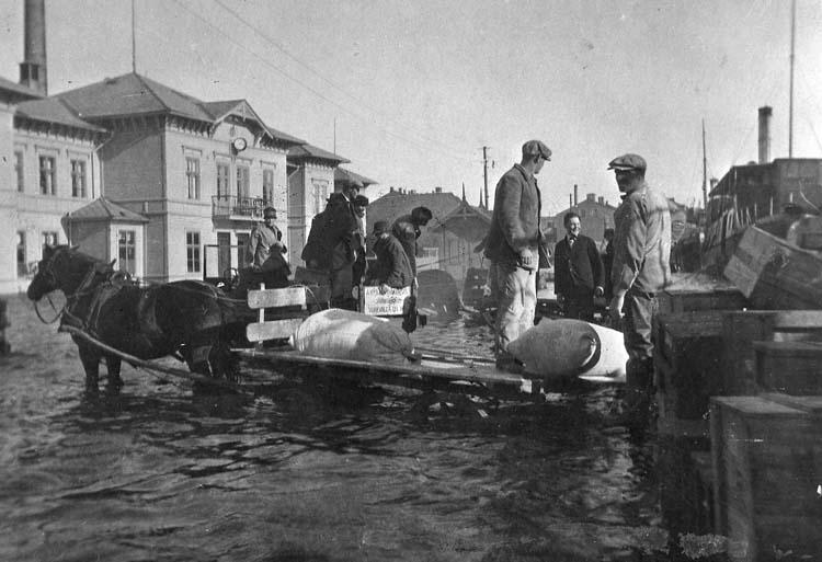 Översvämning 1923