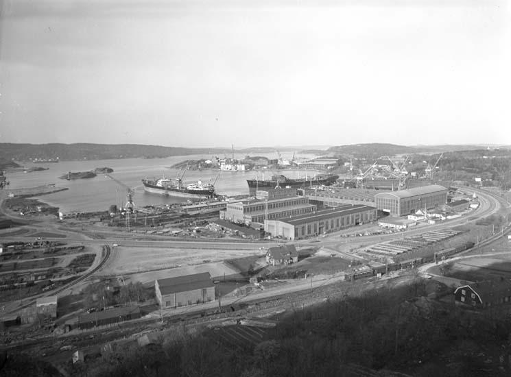 Vy över Kasenområdet från Brattåsberget.