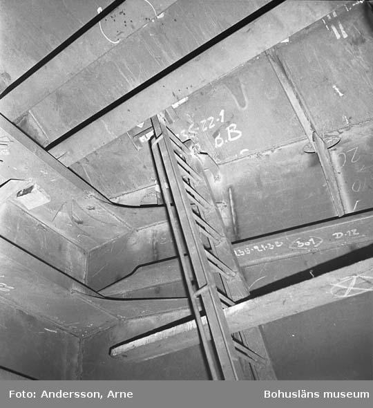 Skyddet: Dokumentation efter olycksfall under byggnation av 235 M/T Ronariver.