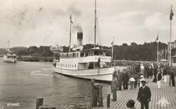 Styrsö Bratten 1955