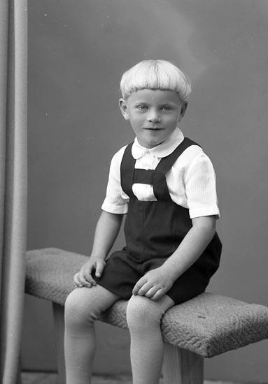 "Enligt fotografens journal nr 7 1944-1950: ""Andersson, Alf Almesund Hjälteby""."