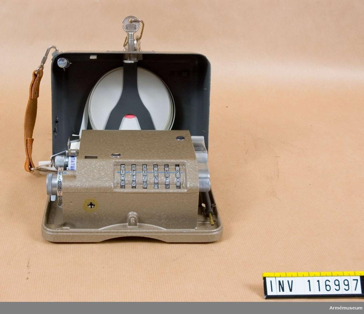 Krypteringsapparat m/1940