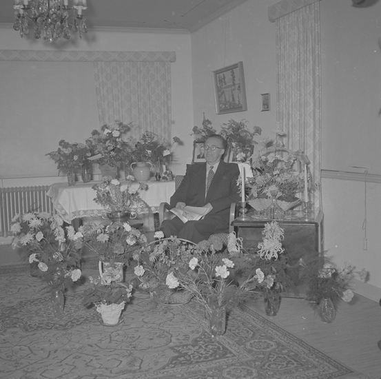Birger Mattsson (1892 - 1971), köpman i Lysekil