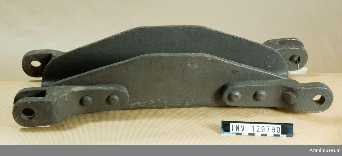 Hållare för hjulplatta