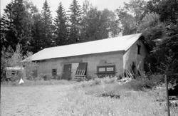 Fotoprotokoll  Sundsvalls Museum.   Inventering av ångsågar