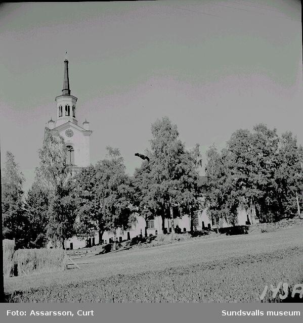 Lidens kyrka.