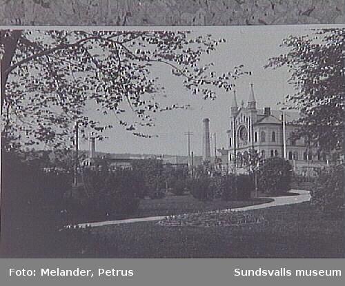 Sjömanskapellet.