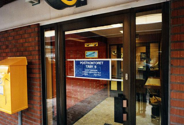 Postkontoret 183 06 Täby Midgårdsvägen 14