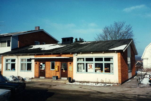Postkontoret 295 04 Näsum