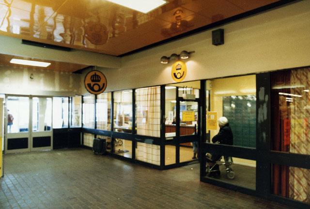 Postkontoret 850 06 Sundsvall Axvägen 1-3