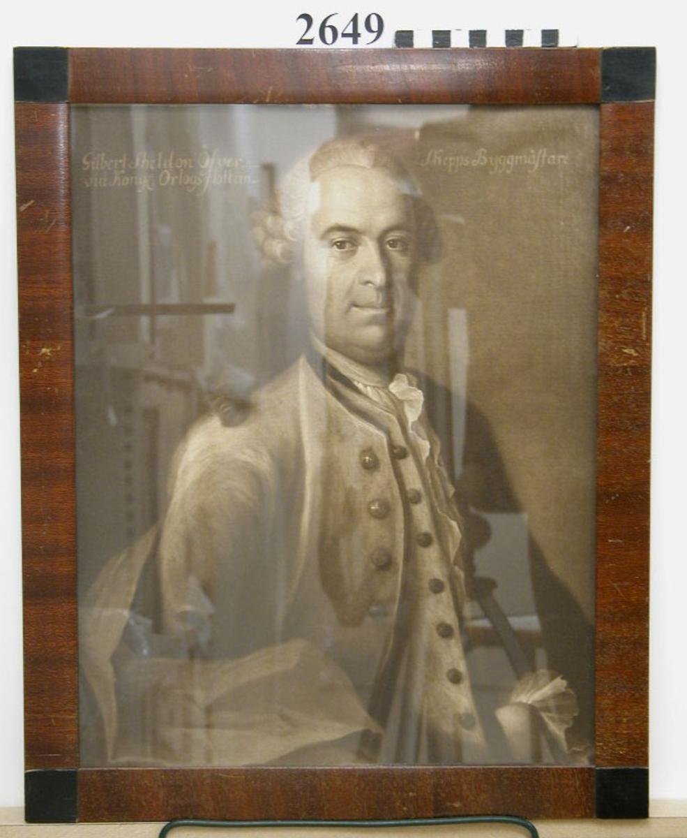 Sheldon, Gilbert (1710 - 1794)