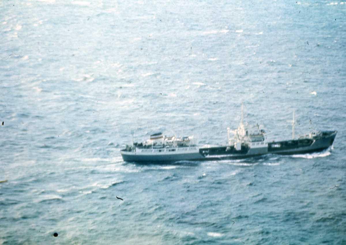 Russisk fartøy av Alagir - klassen.