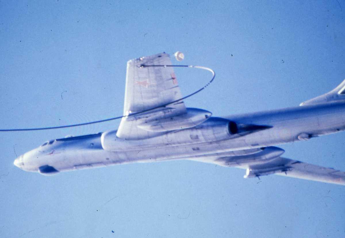 Russisk fly av typen Badger G.