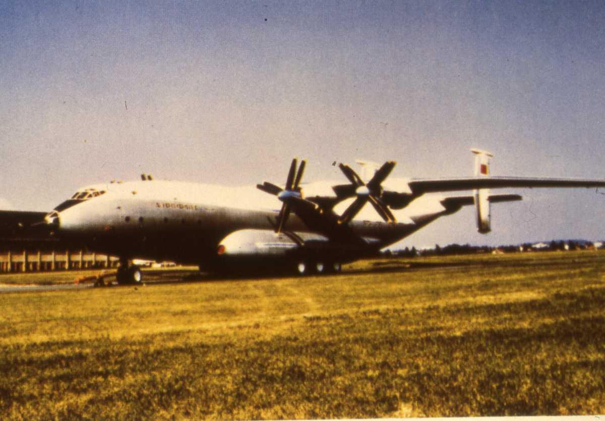 Russisk fly av typen Cock.