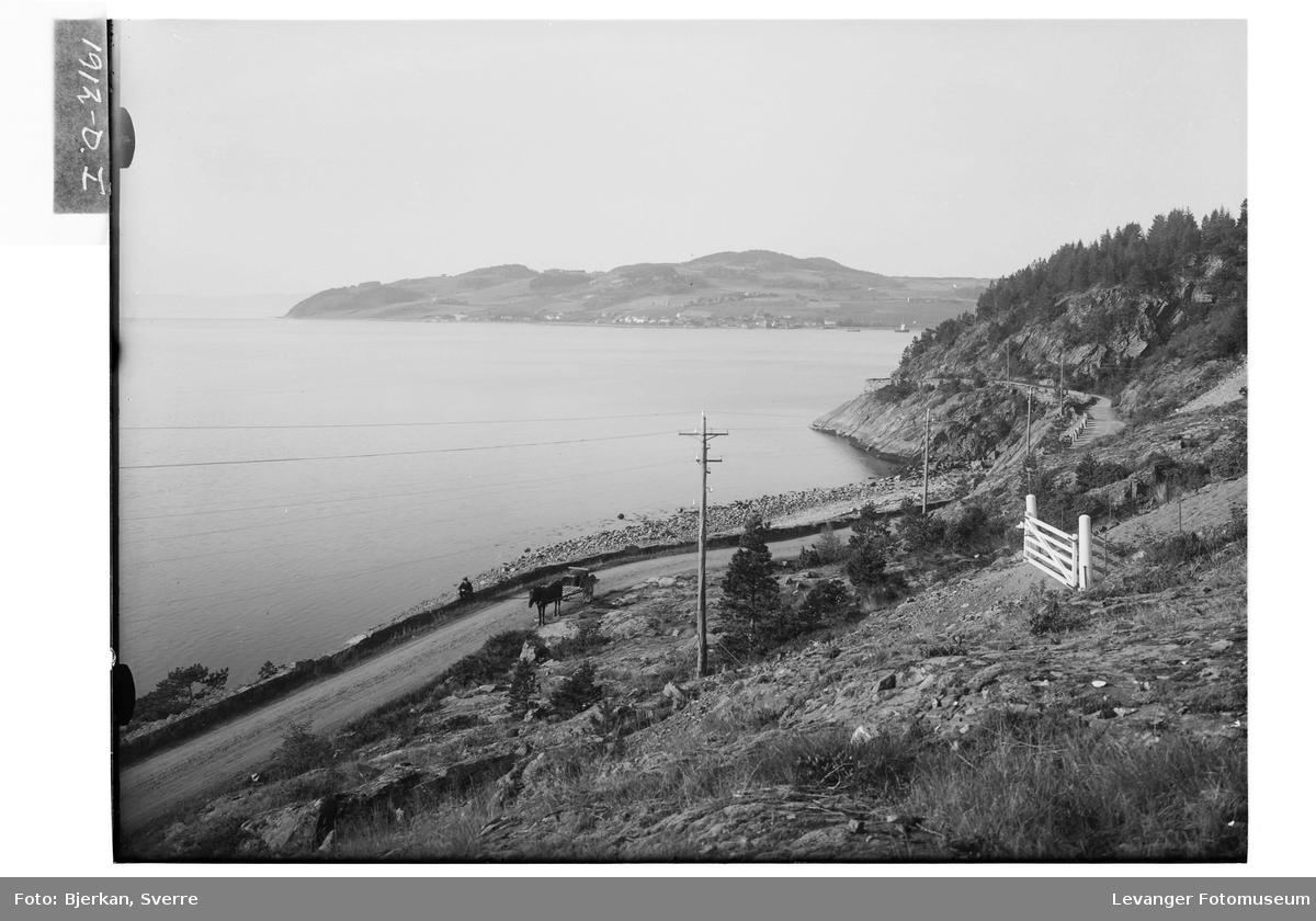 Koabjørga ved Trondheimsfjorden