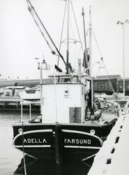 M/S Adella, M/jakt,  (Ex. Missionær Skrefsrud, Gidske) (b.18