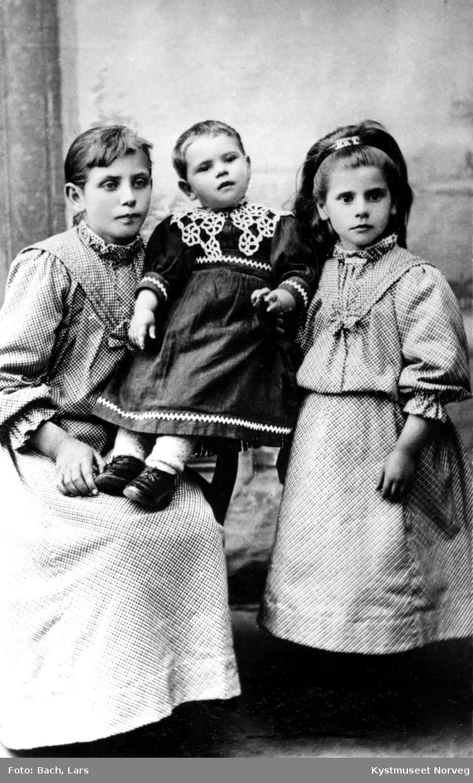 Ukjente barn fra Henning, Steinkjer