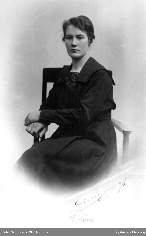 Pauline Holum Binderø