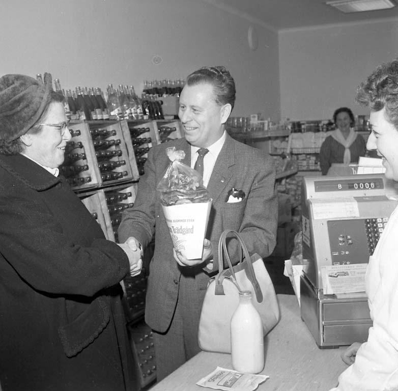 "Enligt notering: ""Konsum Dec 1960""."