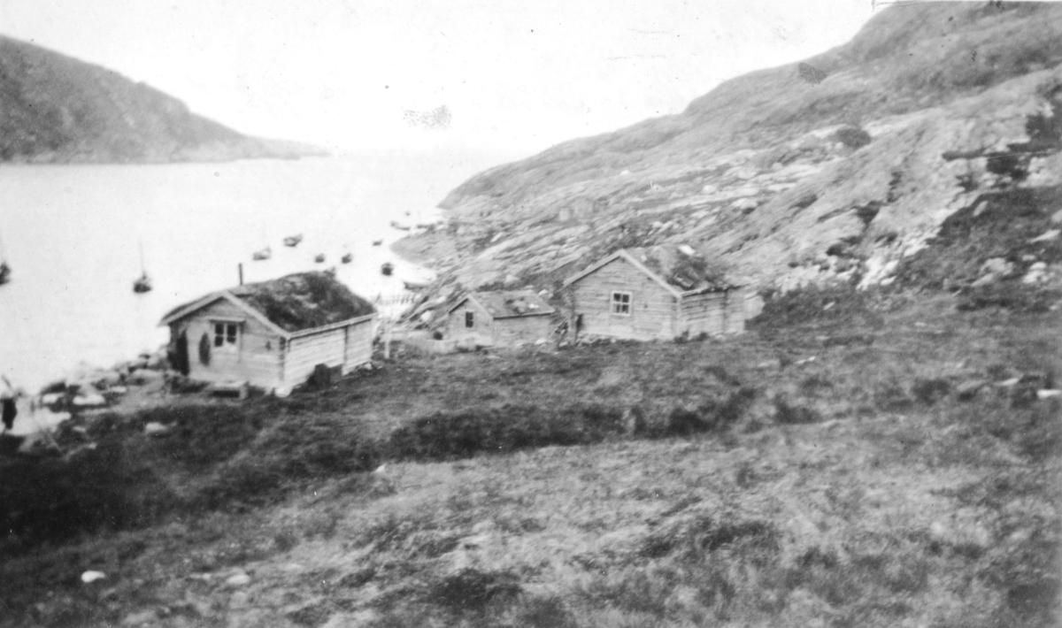 """""""Revsund fiskevær i Sør-Varanger. 1925."""""""