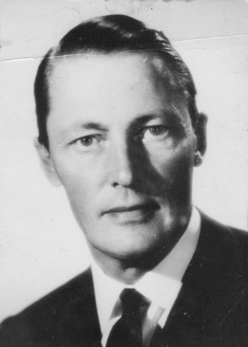 Claes Henrik Nordenskiöld 1917-2003, medlem av KSSS från 1941.