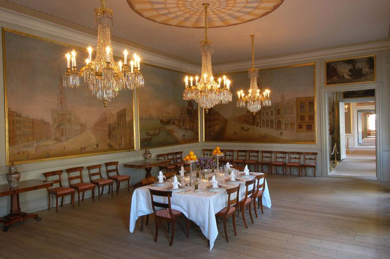 The Dining Room, Stiftsgården. Photo: Jette C. Petersen
