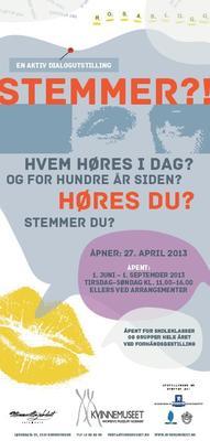 STEMMER?! flyer
