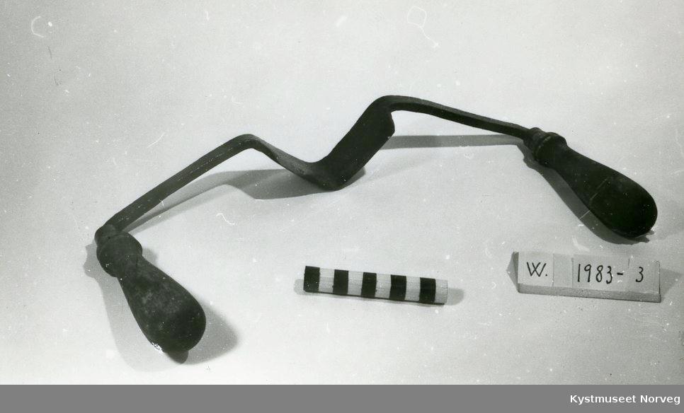 Form: Formet som en krumkniv
