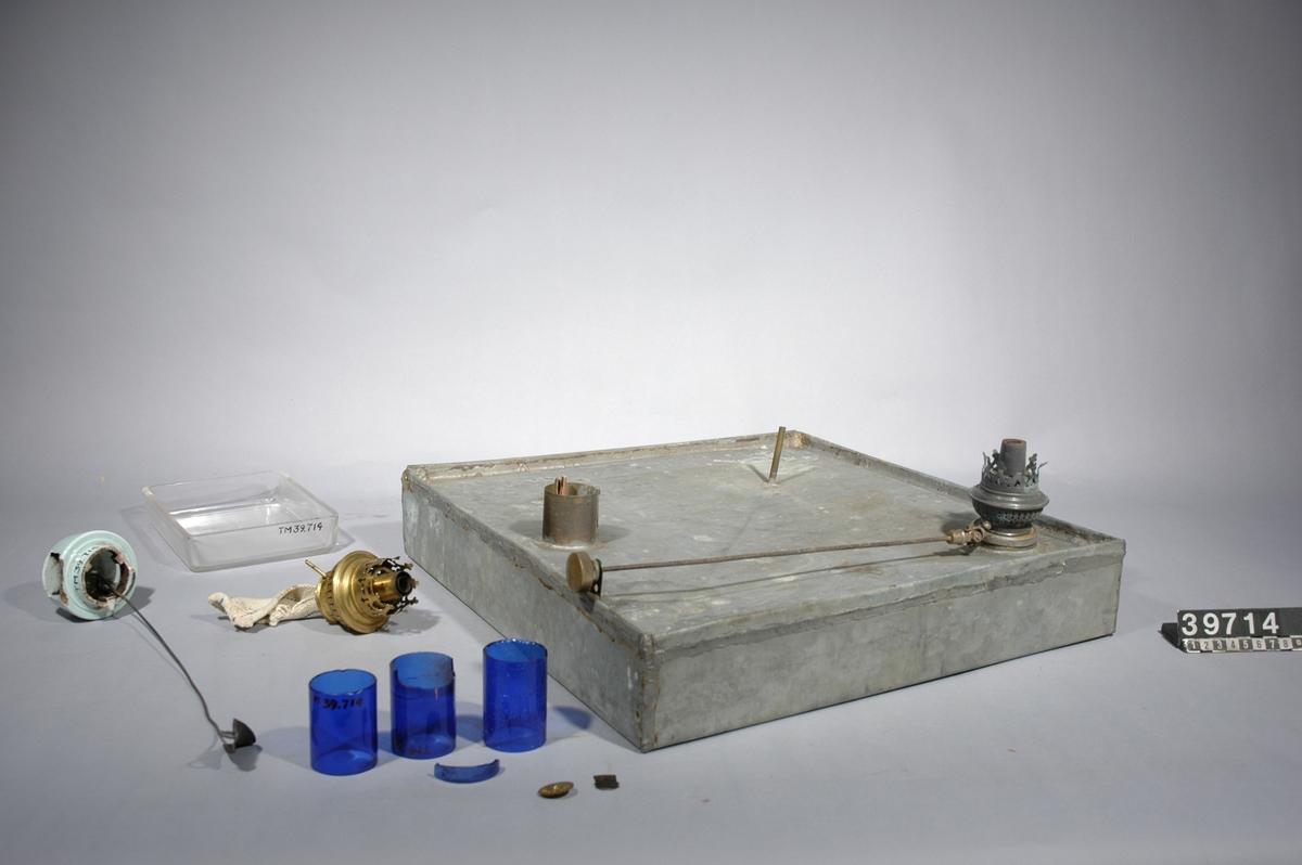 Kylskåp, fotogendrivet - Tekniska museet / DigitaltMuseum