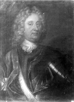 Maleri av Generalløytnant Barthold Heinrich Lützow