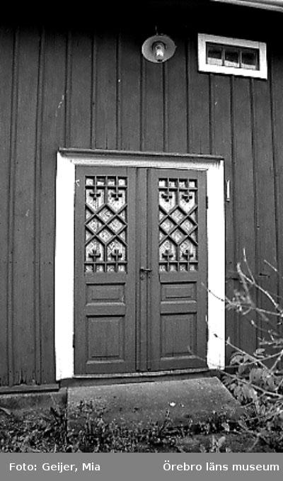 Byinventering i St Mellösa av Mia Geiger i sept 1988. Väla 1:26.