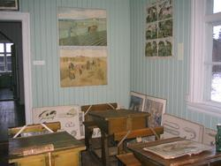 Interiør, klasserom (Foto/Photo)