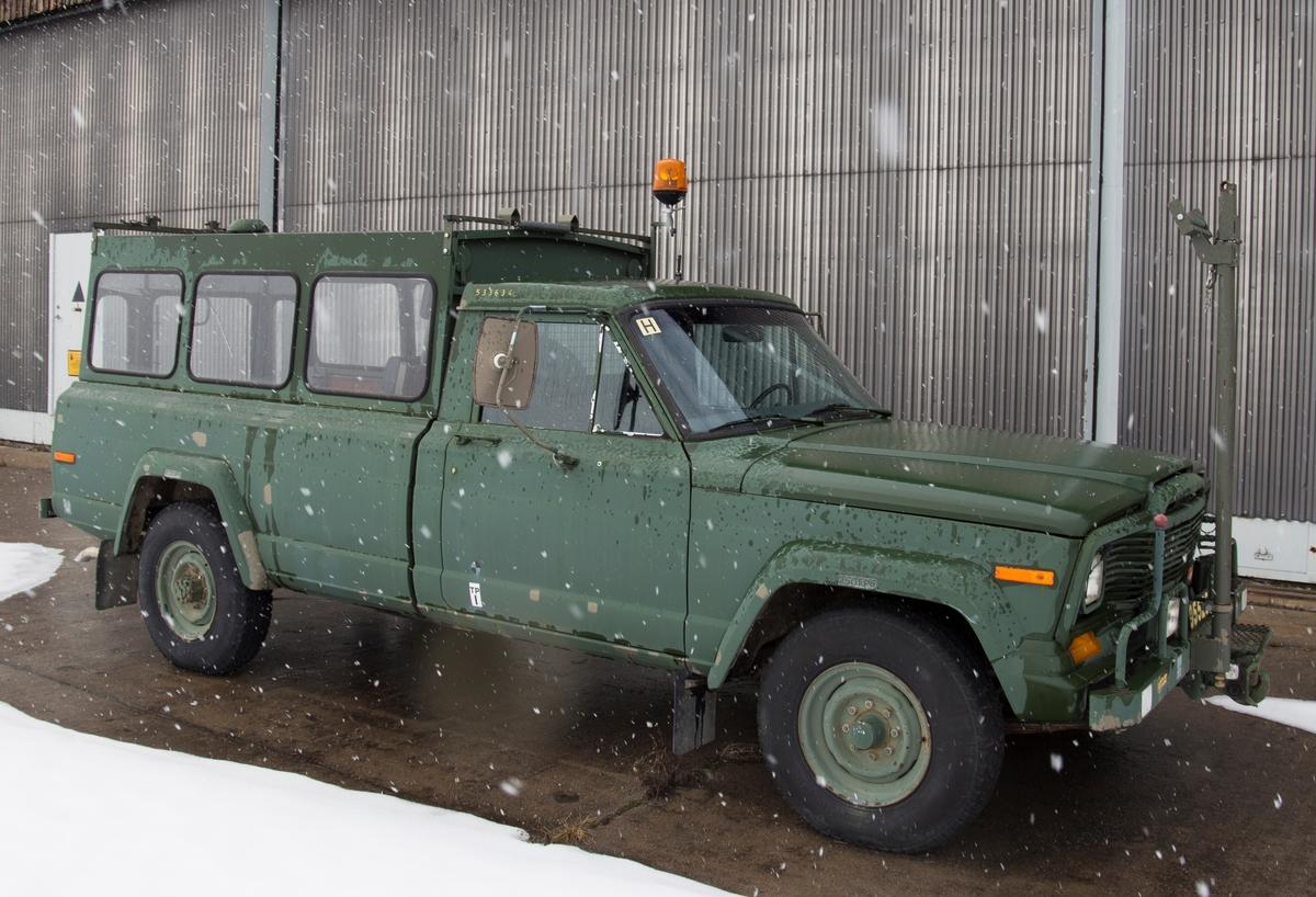 Klargöringsbil 9712