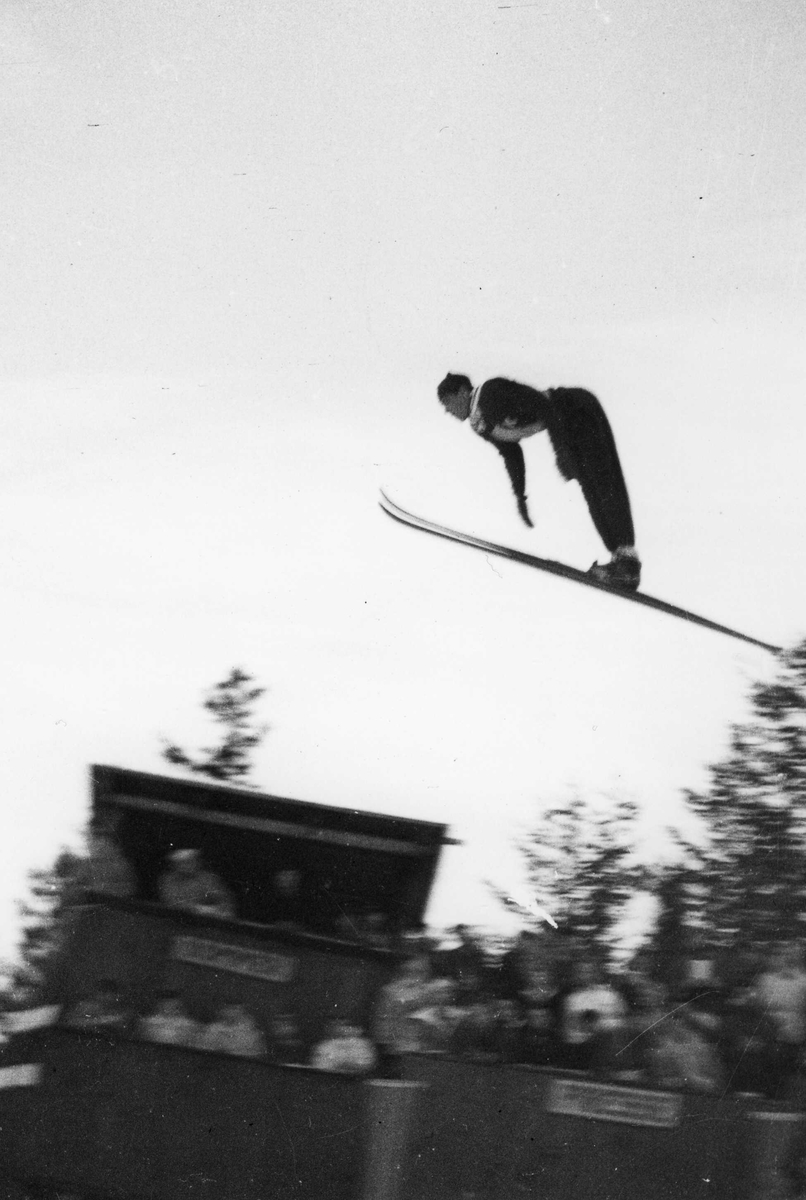 Kongsberg skier Ernst Knutsen