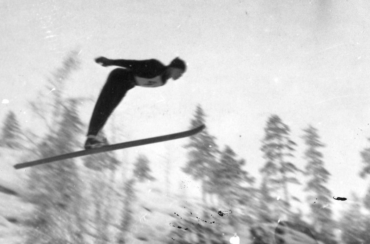 Kongsberg skier Asbjørn Lien