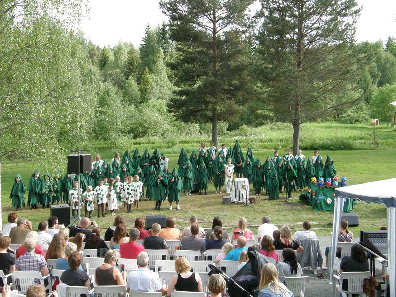 Den levende skogen (Foto/Photo)