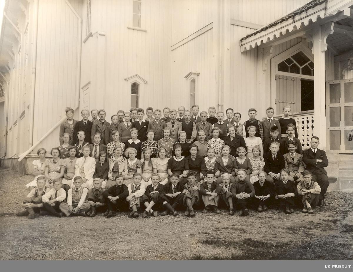 Konfirmasjonsbilde 1938