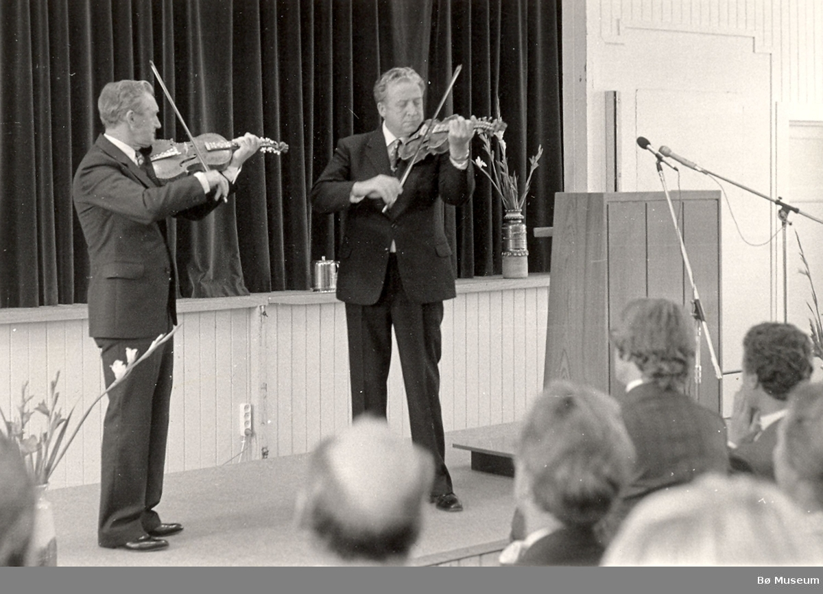 TDH 10 år, Sveinung Dalen og Jens Amundsen