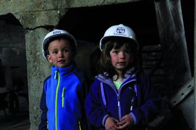 Olavsgruva barn. Foto/Photo