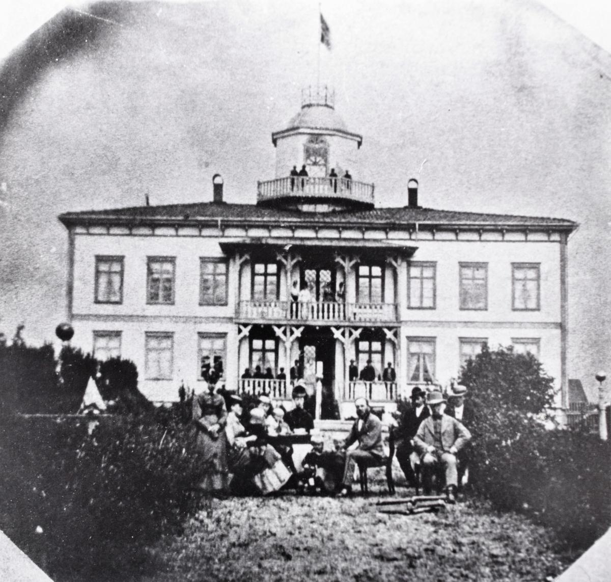 Fosser gård, 1875