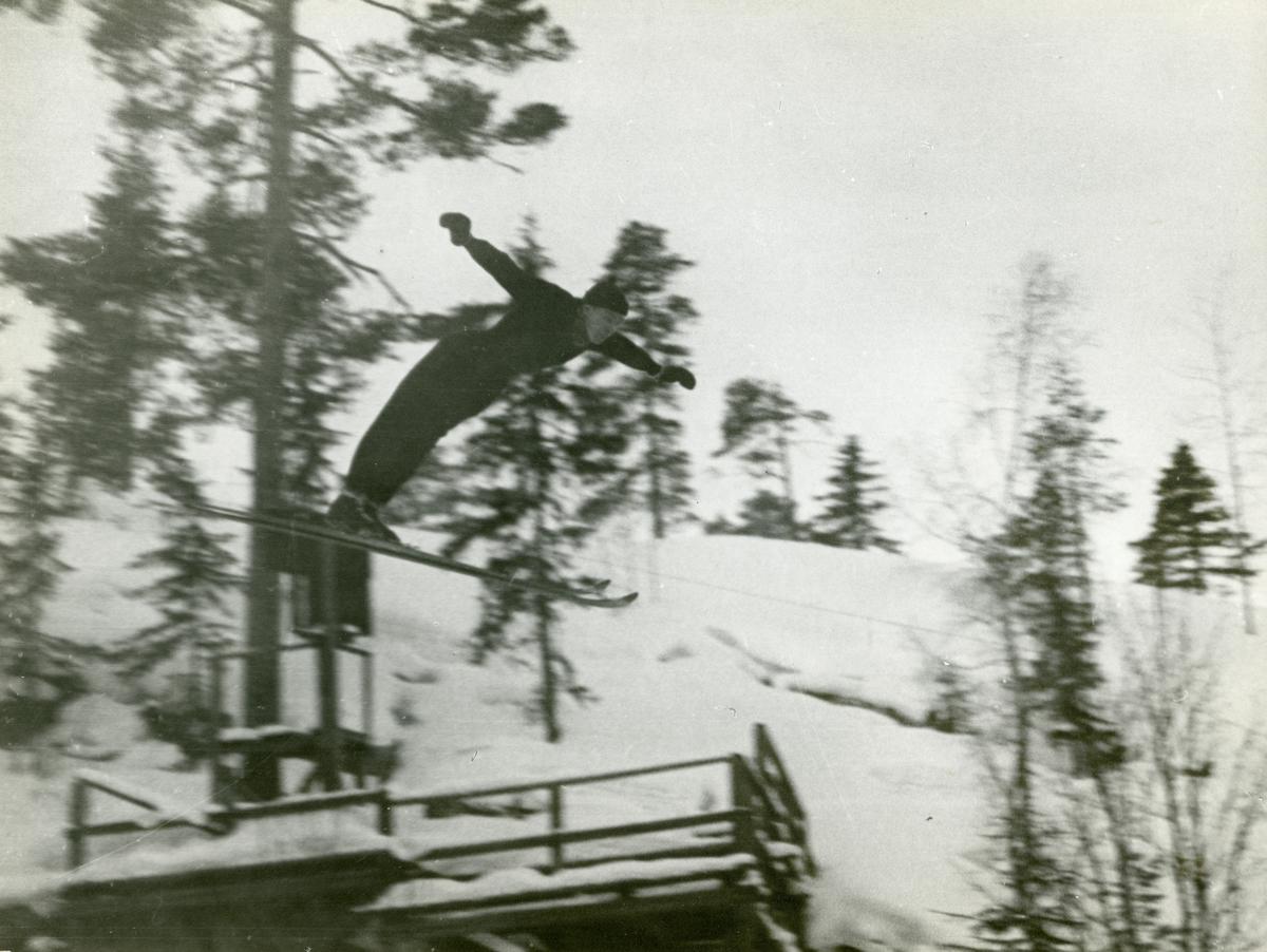 Kongsberg skier Rolf Matsen