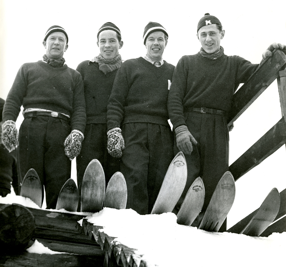Kongsberg skiers in their prime