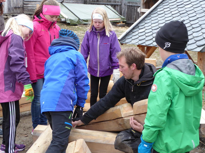 Bygningsvern og barn