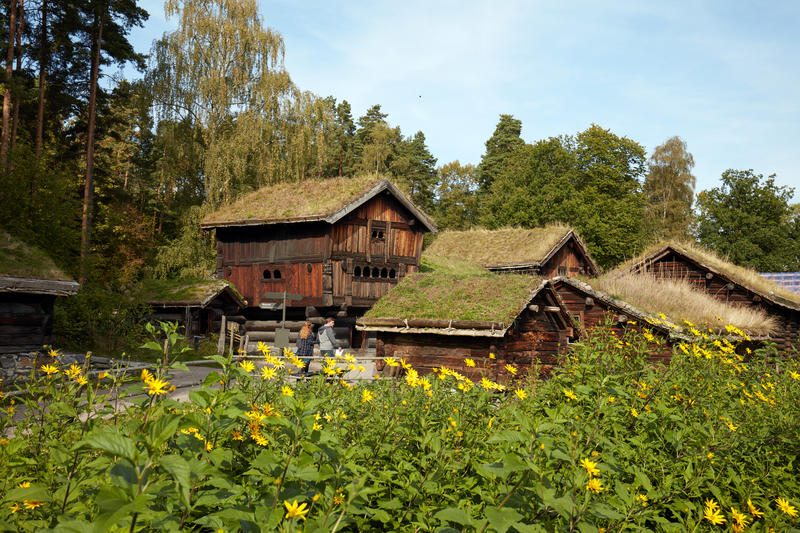 The Setesdal Farm Stead (Foto/Photo)