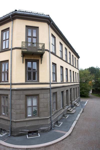 «OBOS-gårde – Wessels gate 15». Foto/Photo