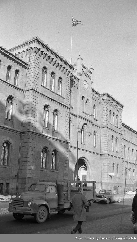 Møllergata 19, 1965 - 1970.