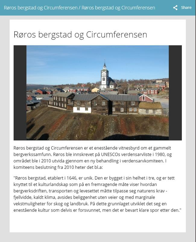 Kulturpunkt norsk. Foto/Photo