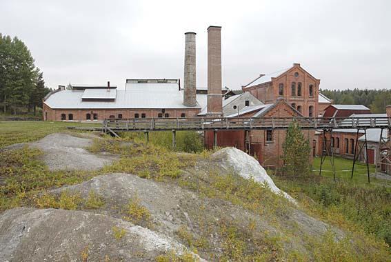 Klevfos Industrimuseum