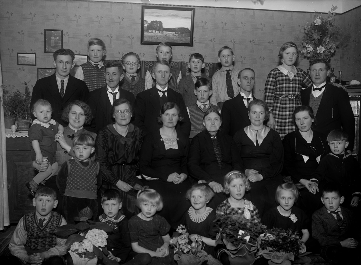 Fru Persson Trädgårdsgatan 1937, 12265.