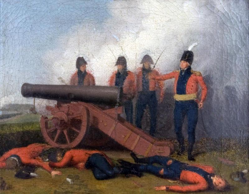 Slaget om København høsten 1807